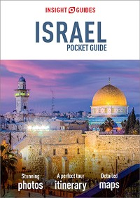 Cover Insight Guides Pocket Israel (Travel Guide eBook)