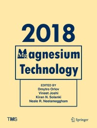 Cover Magnesium Technology 2018