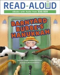 Cover Barnyard Bubbe's Hanukkah