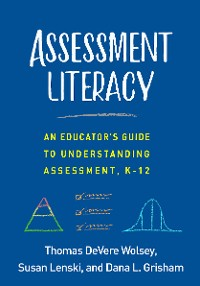 Cover Assessment Literacy