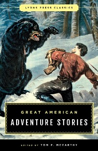 Cover Great American Adventure Stories