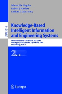 Cover Knowledge-Based Intelligent Information and Engineering Systems