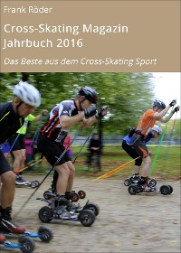 Cover Cross-Skating Magazin Jahrbuch 2016