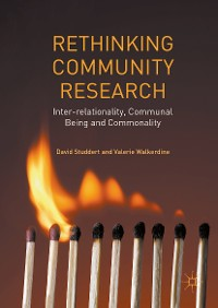 Cover Rethinking Community Research