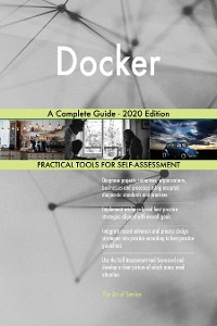 Cover Docker A Complete Guide - 2020 Edition