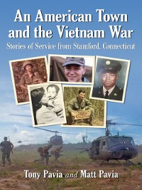 Cover An American Town and the Vietnam War
