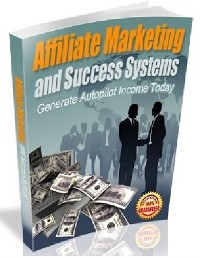 Cover Affiliate Marketing and Success Systems