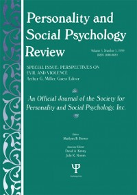Cover Perspectives on Evil and Violence