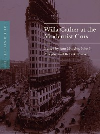 Cover Cather Studies, Volume 11