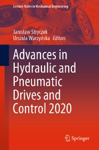 Cover Advances in Hydraulic and Pneumatic Drives and Control 2020
