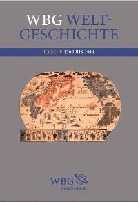 Cover wbg Weltgeschichte