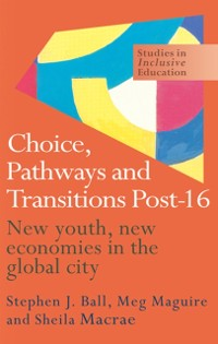 Cover Choice, Pathways and Transitions Post-16