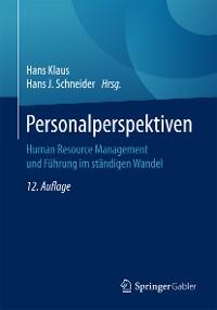 Cover Personalperspektiven