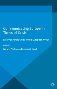 Cover Communicating Europe in Times of Crisis