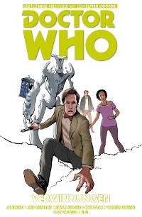 Cover Doctor Who - Der Elfte Doctor, Band 3