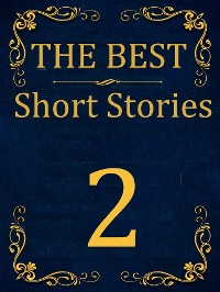 Cover The Best Short Stories - 2 RECONSTRUCTED PRINT