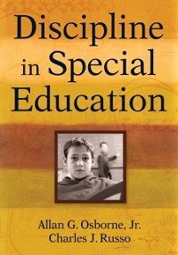 Cover Discipline in Special Education