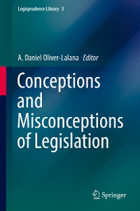 Cover Conceptions and Misconceptions of Legislation