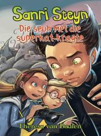 Cover Die seun met die superkat-krag