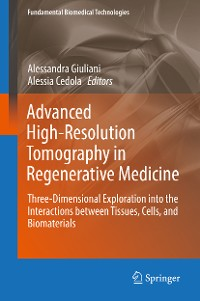 Cover Advanced High-Resolution Tomography in Regenerative Medicine