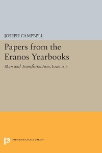 Cover Papers from the Eranos Yearbooks, Eranos 5