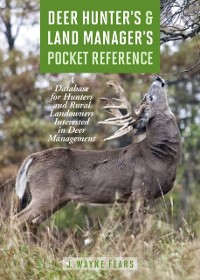 Cover Deer Hunter's & Land Manager's Pocket Reference