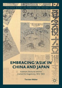 Cover Embracing 'Asia' in China and Japan