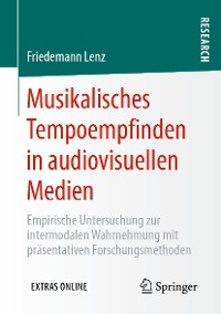 Cover Musikalisches Tempoempfinden in audiovisuellen Medien