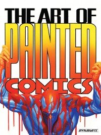 Cover Art Of Painted Comics