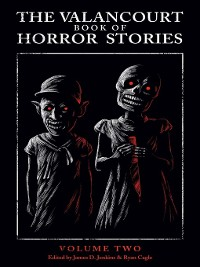 Cover The Valancourt Book of Horror Stories, Volume 2