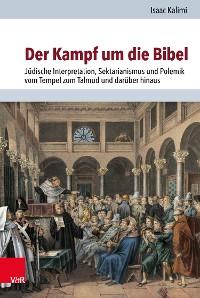 Cover Der Kampf um die Bibel