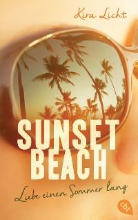 Cover Sunset Beach - Liebe einen Sommer lang
