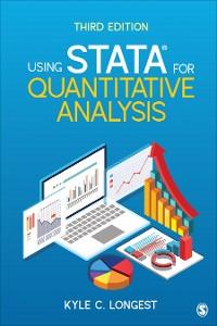 Cover Using Stata for Quantitative Analysis