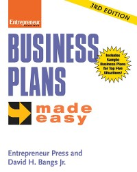 Cover Business Plans Made Easy