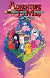 Cover Adventure Time Sugary Shorts Vol. 4