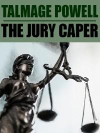 Cover The Jury Caper