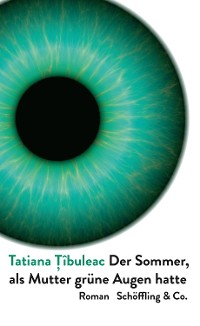 Cover Der Sommer, als Mutter grüne Augen hatte