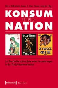 Cover Konsum und Nation