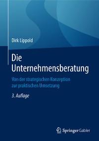 Cover Die Unternehmensberatung
