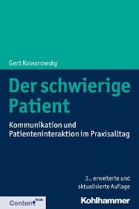 Cover Der schwierige Patient