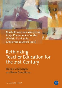 Cover Rethinking Teacher Education for the 21st Century