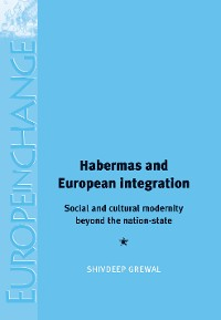 Cover Habermas and European integration