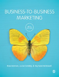 Cover Business-to-Business Marketing