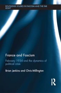 Cover France and Fascism