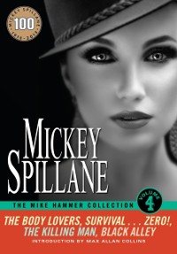 Cover Mike Hammer Collection, Volume IV
