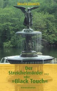 """Cover Der Streichelmörder ... oder """"Black Touch"""""""