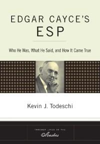 Cover Edgar Cayce's ESP