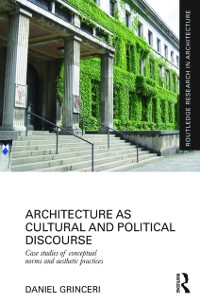 Cover Architecture as Cultural and Political Discourse