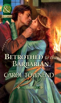 Cover Betrothed to the Barbarian