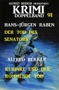 Cover Krimi Doppelband 91